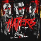 J Alvarez Ft. Bad Bunny Y Almighty - Haters Remix MP3