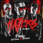 J Alvarez Ft. Bad Bunny Y Almighty - Haters Remix MP3