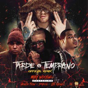 Miky Woodz Ft Ñengo Flow, Darell, & Lito Kirino - Tarde o Temprano MP3