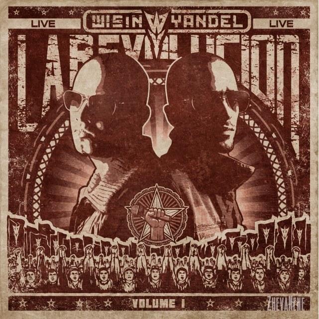 Wisin Y Yandel - La Revolucion Live (Vol.1) (2010) Album
