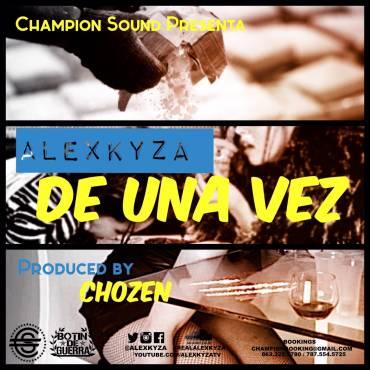Alex Kyza - De Una Vez MP3