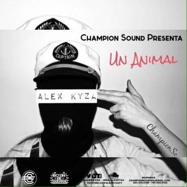Alex Kyza - Un Animal MP3
