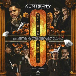Almighty Ft. Bryant Myers, Pusho, Randy, Kendo, Noriel, Ñengo Flow, Juanka - Ocho Remix MP3