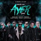 Anuel AA Ft. Farruko, Daddy Yankee, Nicky Jam, J Balvin, Cosculluela, Ozuna - Ayer Remix MP3
