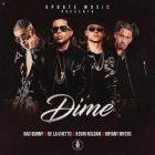 Bad Bunny Ft. De La Ghetto, Kevin Roldan, Bryant Myers - Dime MP3