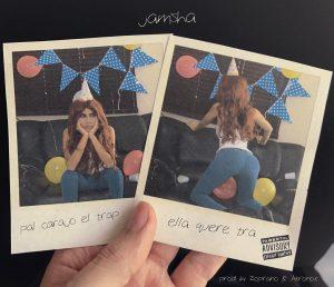 Jamsha - Pal Carajo El Trap, Ella Quiere Tra MP3