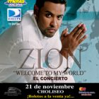 Zion - Welcome To My World - El Concierto Live En el Choliseo (2CD) (2007) Album
