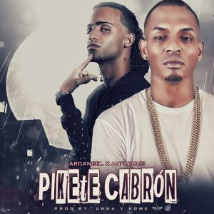 Arcangel Ft. Anonimus - Pikete Cabron MP3