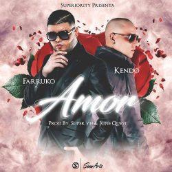 Kendo Kaponi Ft. Farruko - Amor MP3