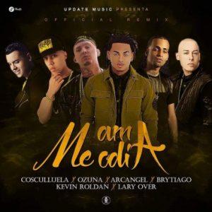 Ozuna Ft. Arcangel, Brytiago, Cosculluela, Kevin Roldan, Lary Over - Me Ama, Me Odia Remix MP3