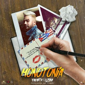 Yakarta Ft. Ozuna - Monotonia MP3