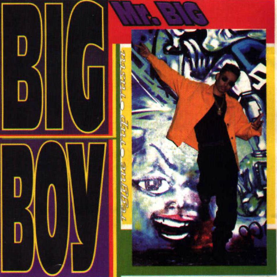 Big Boy - Mr. Big (1993) Album