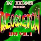 DJ Nelson Presenta Reggaeton Live Vol. 1 (1996) Album
