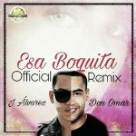 J Alvarez Ft. Don Omar - Esa Boquita Remix MP3