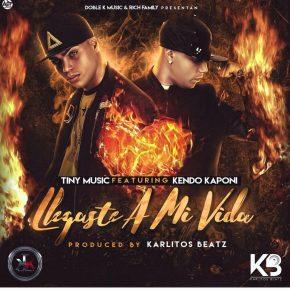 Tiny Music Ft. Kendo Kaponi - Llegaste A Mi Vida MP3