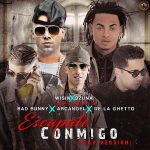 Wisin Ft. Ozuna, Bad Bunny, Arcangel, De La Ghetto - Escapate Trap Version MP3