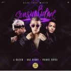Bad Bunny Ft. J Balvin, Prince Royce - Sensualidad MP3