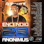 Dj Sincero Presenta Encendio 28 (Hosted By Anonimus) (The Mixtape) (2015) Album