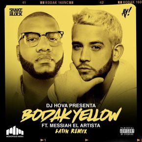 Messiah, Dj Hova - Bodak Yellow Latin Remix MP3
