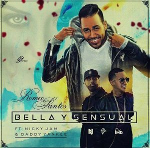 Romeo Santos Ft. Nicky Jam, Daddy Yankee - Bella Y Sensual MP3