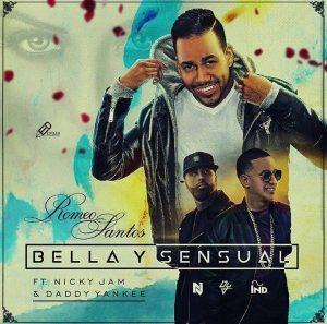 Romeo Santos Ft. Nicky Jam, Daddy Yankee - Bella Y Sensual MP3