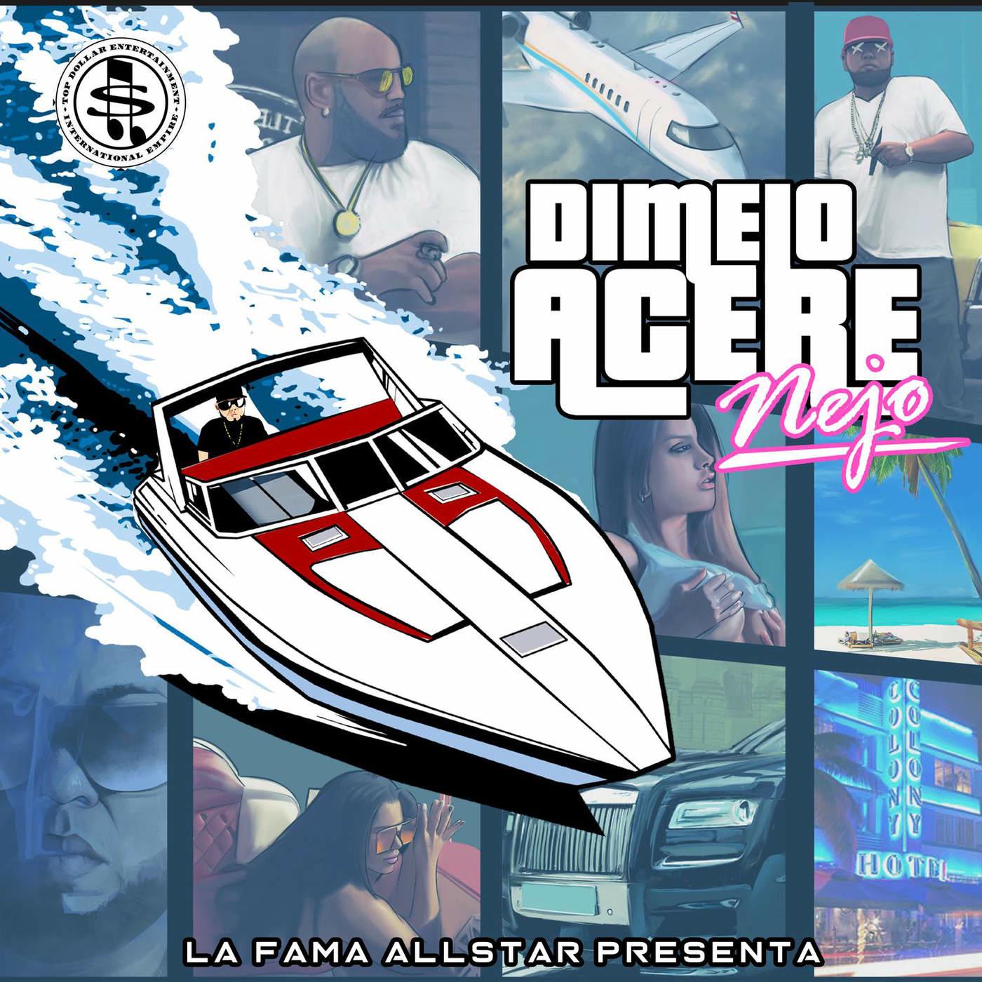 Ñejo - Dímelo Acere MP3