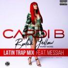 Cardi B Ft. Messiah - Bodak Yellow Remix MP3