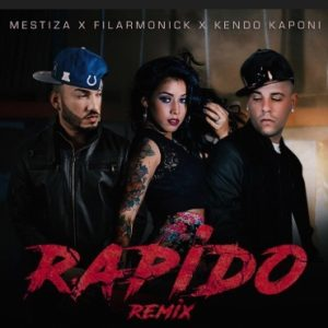 Filarmonick Ft. Kendo Kaponi, Mestiza - Rápido Remix MP3