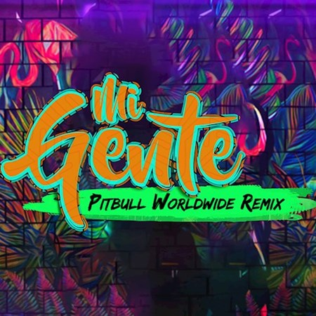 J Balvin Ft. Willy William, Pitbull, Mohombi - Mi Gente Remix MP3