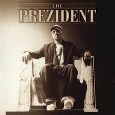 Johnny Prez - The Prezident (2005) Album