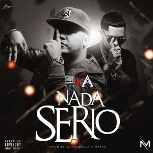 Jory Boy Ft. Almighty - Nada Serio MP3