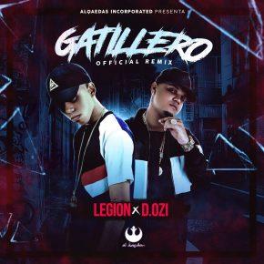 Legion Ft. D.Ozi - Gatillero Remix MP3