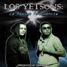 Los Yetsons - La Maxima Frecuencia (2009) Album