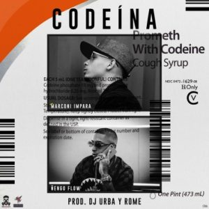 Marconi Impara Ft. Ñengo Flow - Codeina MP3