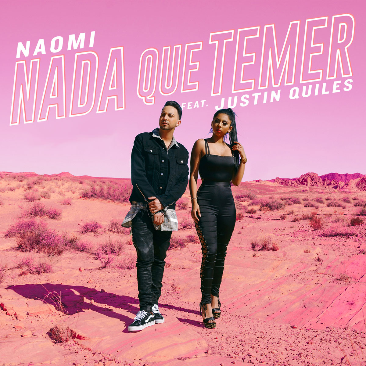 Naomi Ft. Justin Quiles - Nada Que Temer MP3