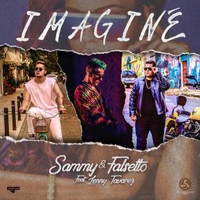 Sammy y Falsetto Ft. Lenny Tavarez - Imagine MP3