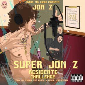 Jon Z - Super Jon Z (Residente Challenge) MP3