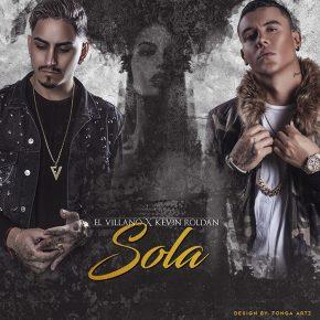 Kevin Roldan Ft. El Villano - Sola MP3