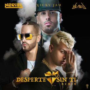Noriel Ft. Nicky Jam, Yandel - Desperte Sin Ti Remix MP3