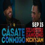Silvestre Dangond Ft. Nicky Jam - Casate Conmigo MP3