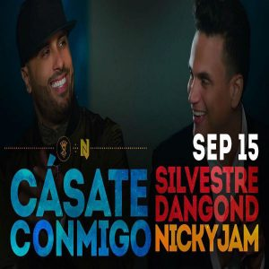 Silvestre Dangond Ft. Nicky Jam - Casate Conmigo MP3