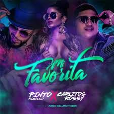Carlitos Rossy Ft. Pinto Picasso - Mi Favorita MP3