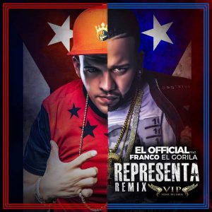 El Official Ft. Franco El Gorila - Representa MP3