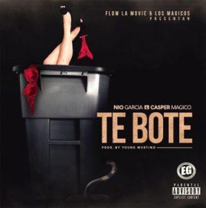 Nio Garcia Ft. Casper Magico, Darell - Te Bote MP3