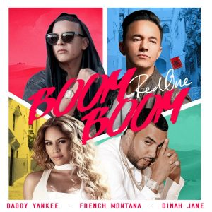 RedOne Ft. Daddy Yankee, French Montana, Dinah Jane - Boom Boom MP3