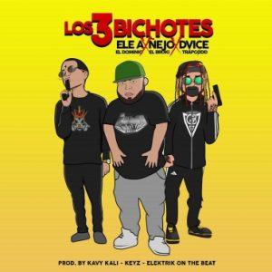 Ñejo Ft. Ele A El Dominio, Dvice - Los 3 Bichotes MP3