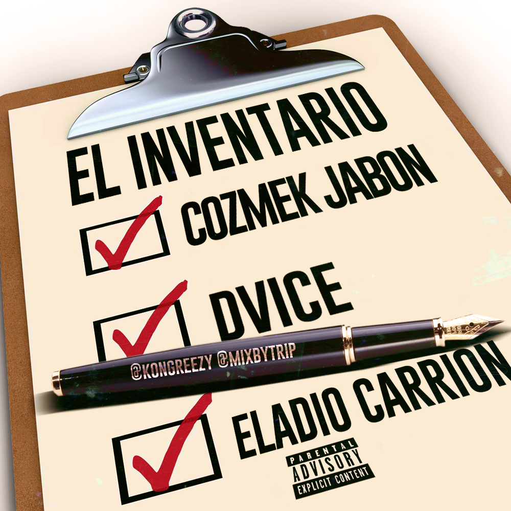 Cozmek Jabon Ft. Dvice, Eladio Carrion - El Inventario MP3