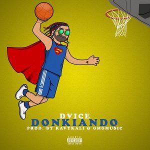 Dvice - Donkiando MP3