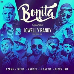 Jowell Y Randy Ft. J Balvin, Wisin Y Yandel, Ozuna, Nicky Jam - Bonita Remix MP3