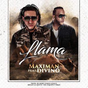 Maximan Ft. Divino - Llama MP3